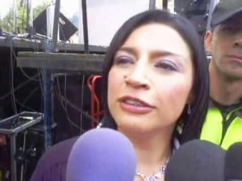 Entrevista Con La Alcaldesa Local de Suba Dra. Marisol Perilla G.