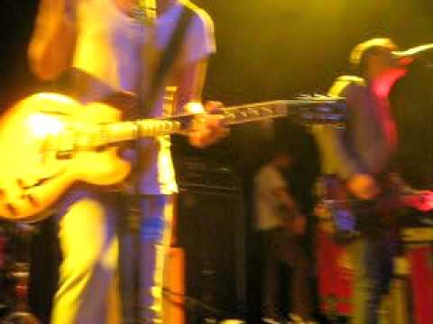 The Cribs - What About Me [Live NYC 11/13/09]