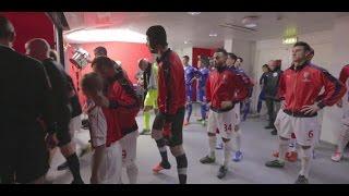 Arsenal v Everton | TunnelVision