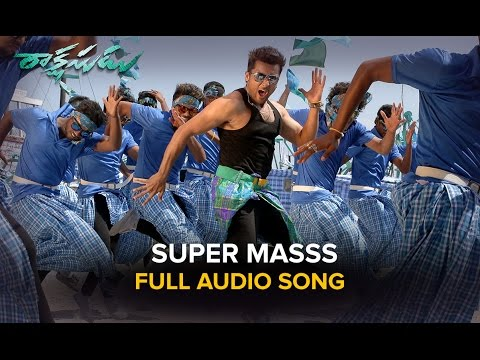 Super Masss | Full Audio Song | Rakshasudu