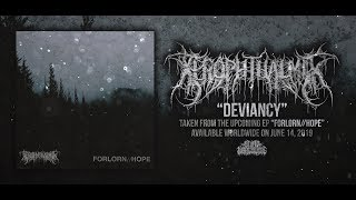 XEROPHTHALMIA - DEVIANCY [DEBUT SINGLE] (2019) SW EXCLUSIVE