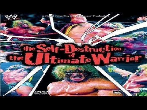 WWE The Self-Destruction of The Ultimate Warrior DVD Review