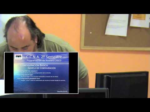 Curso de Preparación para la certificación Cisco CCNA. Clase 1 (parte 2 de 2)