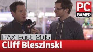 Project Bluestreak interview with Cliff Bleszinski