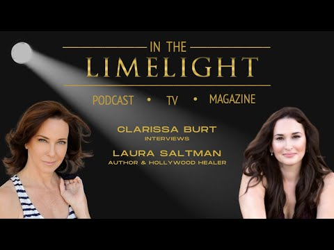 In the Limelight: Clarissa interviews Laura Saltman, Author, Spiritual ...