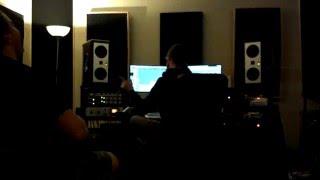 Brain Drill - Studio Session - Guitars/Bass