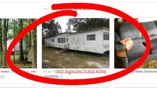 FREE HOUSE ON CRAIGSLIST!  OmarGoshTV