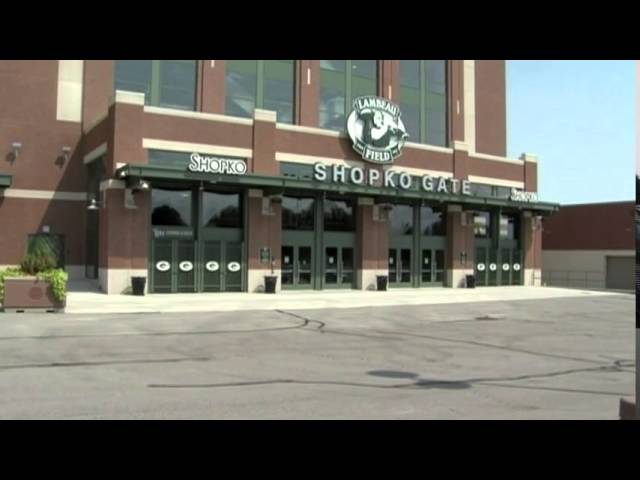 Lambeau Field Improvements