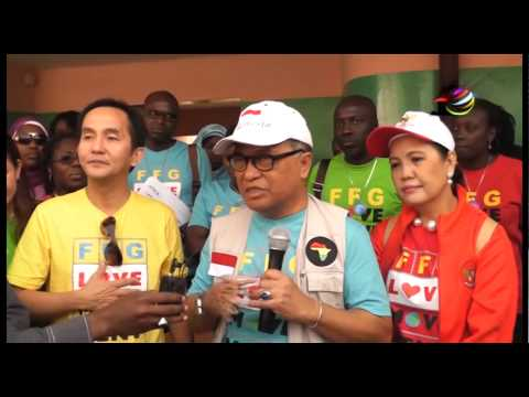 Interview Mr Andra Djati - Indonesian Ambassador in Senegal - FFG Media