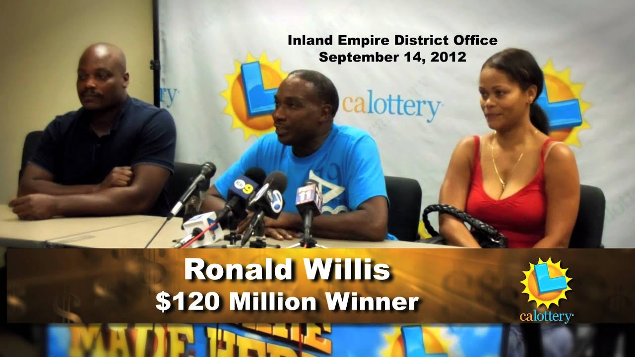 Another Winner Man Wins 120 Million On MEGA Millions
