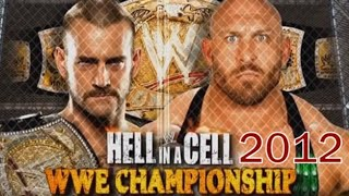 WWE TOP 10 WORST Hell in a Cell matches of all time