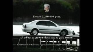 Anuncio Rover 45.wmv