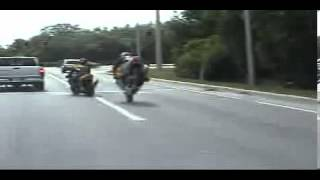 Funny Motocycle Accident