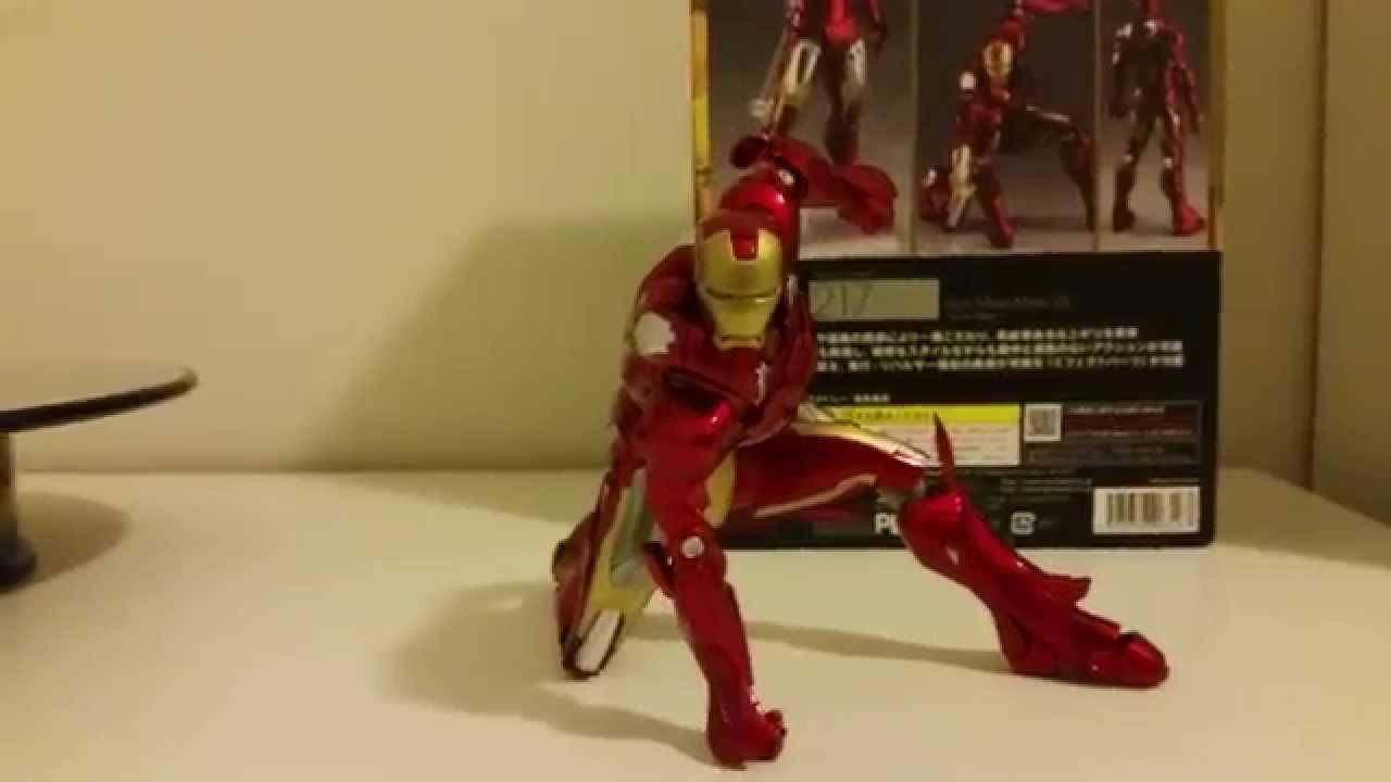 Figma Iron Man Mark Vii Figma Iron Man Mark Vii
