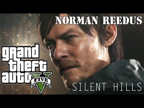 Norman Reedus from Silent Hills