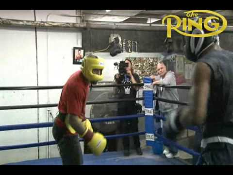 Luis Collazo ready to