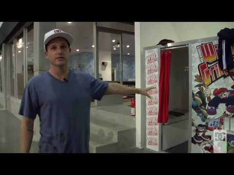 ROB DYRDEK FANTASY FACTORY TOUR UPDATE Video