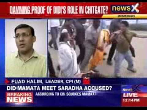 Saradha scam: Sudipta Sen - Met Mamata Banerjee in 2012 in Kalimpong