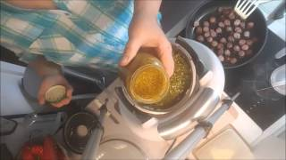 Thermomix ® TM5 Erbsensuppe 14 12 2015
