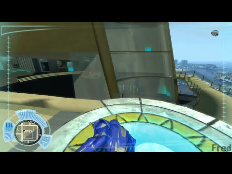 Grand Theft Auto IV - Iron Man IV v2.0 - Stark Tower [MOD]