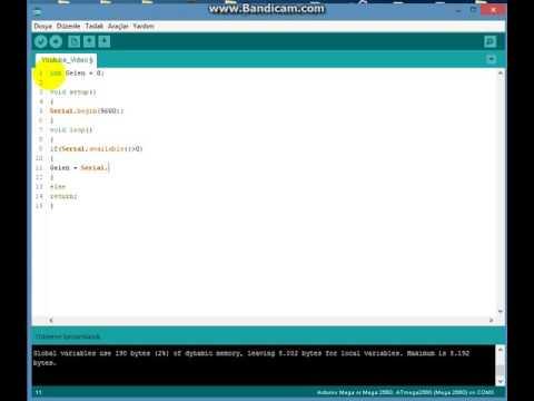 Arduino with Visual Studio Problem Serial Data Recive