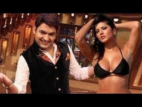 Kapil Sharma Flurting With Sunny Leone In Comedy Nights With Kapil 8th March 2014 Full Episode video