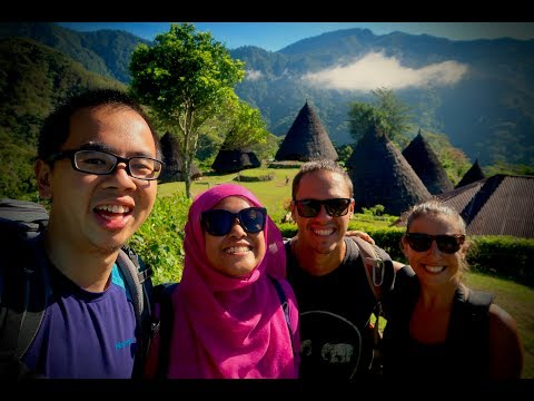 A 1200-YEAR-OLD VILLAGE ABOVE THE CLOUDS   WAE REBO, FLORES, INDONESIA