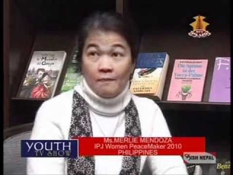 Women Peacemakers, Ep10, Part 2, Youth TV Show2. 13th March,2011.wmv