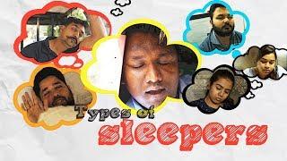 Types of Sleepers | World Sleep Day 2018 | Story Crux