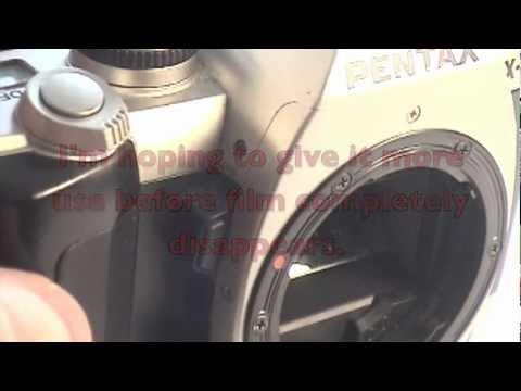 Pentax ZXM Film Camera Part 3