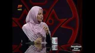 مصاحبه با مهناز افشار در برنامه هفت   15 06 1392