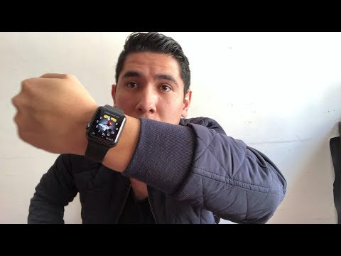 CREO QUE NO VALE LA PENA UN SERIE 3 / Review Apple Watch Serie 3