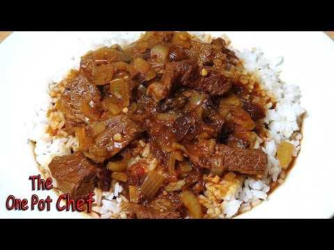 Moroccan Beef Tagine &#8211; RECIPE