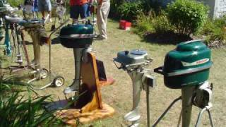 2010 South Haven Michigan Vintage Outboard Show