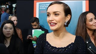 LIVE From 'Me And Earl And The Dying Girl' Movie Premiere! (CAST INTERVIEWS)