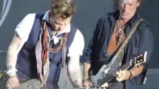 The Hollywood Vampires - Ace of Spades (Live) @ Hessentags-Arena Herborn 29.05.16