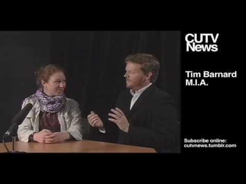CUTV News of April 30 2010 M.I.A. Born Free   Tim Barnard Part 2 of 2