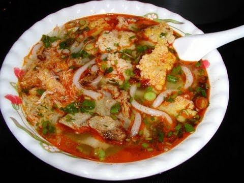 Banh Canh Cua Recipe - Vietnamese Thick Noodles (Udon) Crab Soup Tutorial (My Version)