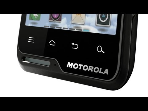 Motorola MOTOLUXE (první pohled)