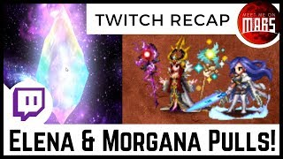 🐋 WHALE 🕰️ TIME! Elana & Morgana Pulls - Twitch Recap | FFBE
