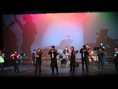 Plano Senior High School Evolution Concert Part 1