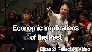 """Economic Implications of the Past"" - #Soc119"