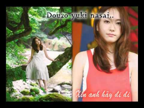 Karaoke Hanamizuki - Aragaki yui [Vietsub]
