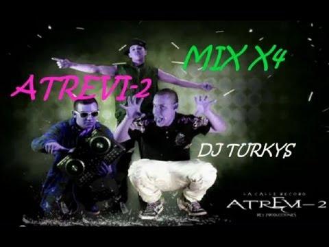 ATREVI-2 ( atrevidos ) enganchado 2013 mix x4 dj turkys difusión lo nuevo cumbia el bicho