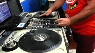 DJ RICARDO @ The Massage SESSÃO
