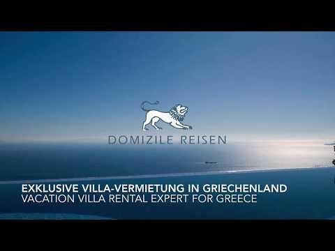 Domizile Reisen Fine-Rentals Villa Kea Greece