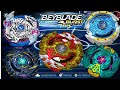 Luinor L3,Sryzen Requiem S3,Caynox C3,Regulus R3 and more in Beyblade Burst app!!