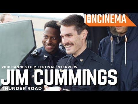 Interview: Jim Cummings - Thunder Road | 2018 Cannes Film Festival