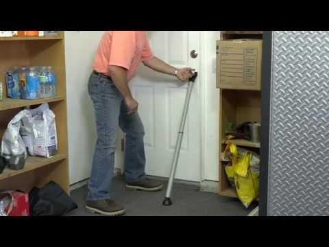 Brinks Door Security Bar