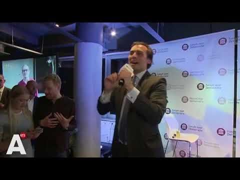 Baudet danst op uitslagenavond: 'Twee zetels, misschien wel meer'